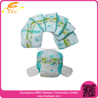 OEM brand welcome dry first baby disposable bulk diapers for sale