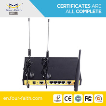 4G access point Router wireless WIFI Router with dual sim card slot & external antenna support TCP/IP for M2M application