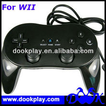 Game controller for Wii Classic Game Pad with Handgrip