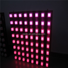 Glowing point pixel pitch 12.5 strip dmx rgb pixel light for video plays