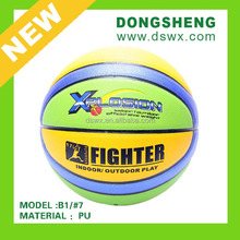 Colorful and Official size Basketball B1
