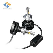 hot sale 5000lm car h4 led 50w vw polo projector headlight