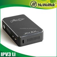 Genuine ipv v3 li ecig mod IPV 3 Li/ipv3 Li box mod / IPV3 Li 165 watt box mod PK Pioneer4you IPV4