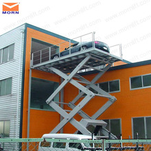 CE certificated 5ton 3m hydraulic car lift parking