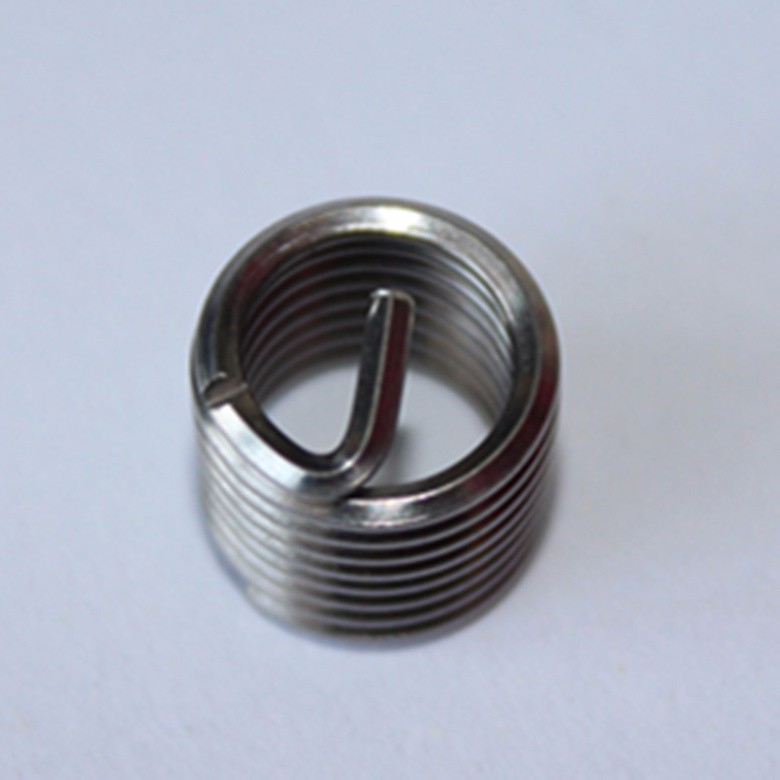 High stainless steel wire threaded sleeves for damaged