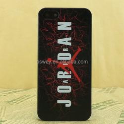 NBA Air Jordan Back Cover Hard Plastic Case For iPhone 4 4S 5 5S 6 6Plus
