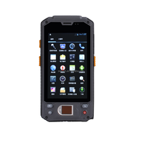 Industrial handheld pda terminal with touch screen,bluetooth, GPS, wifi,camera