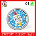 Nanjing 2014 anillo de crecimiento tarjeta de identificación para la juventud de los juegos olímpicos( hh- badge- 508)