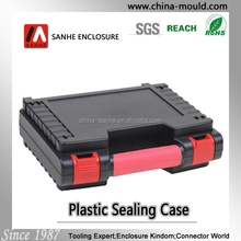 45-27 small safety equipment case with die-cut foam insert