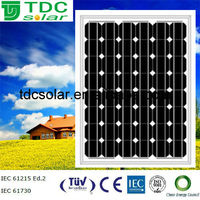 Hot sale 200w solar panel manufacturer in china with TUV IEC Certificate