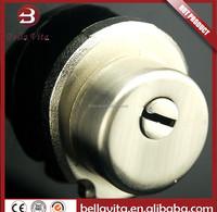 iron cast door cylinder protector door lock escutcheon for security door