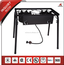 high pressure commercial portable gas stove burner