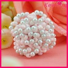 wholesale new arrival fashion bead button for garment WBK-1430