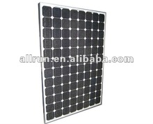 High efficiency mono solar panel from 50w to 250w