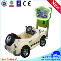 Professional custom bubble car for kids