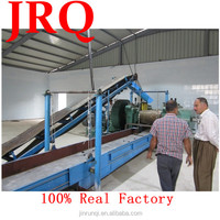 Waste Tire Recycling To Rubber Powder/Used/waste/recycled Tyre Rubber Machine Supplier