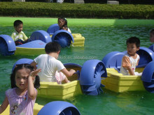 Hot CE water hand powered boat,water pedal boat,electric paddle boat