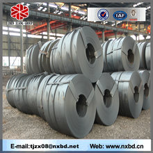 China Alibaba Supplier High accuracy and high tensile Steel Coil and strip For Sale