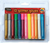 MSDS certified glitter glue for Kid crafts school stationery