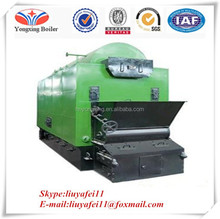 Compact structure one drum with 30 years manufacturing experience steam boiler professional factory