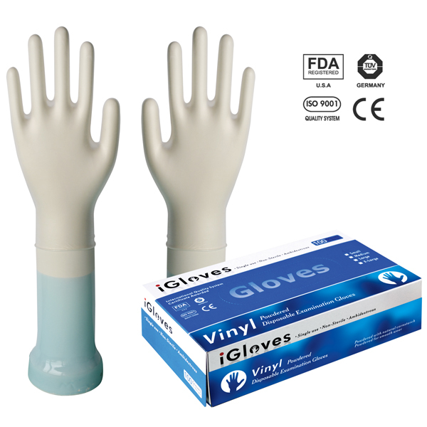 Hot Sale Pvc Glove/china Wholesale Pvc Glove/disposable ...