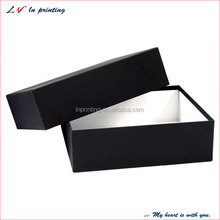 hot sale cardboard gift boxes with lid with custom logo in shanghai