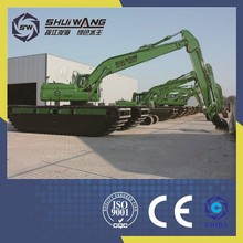 chian best sale excavator bucket china amphibious excavator for swamp and wetland