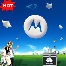2014 latest advertisement inflatable billboard with floating logo