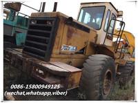 used kawasaki 70z-3 wheel loader