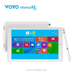 Cheap 10.1inch 1280*800 screen Quad core Tablet Dual system Tablet PC