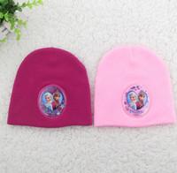 Birthday Gifts For Girl Child Newborn Baby Hats Handmade Baby Hats Crochet Frozen Elsa Hat