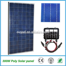 Hot Selling! Poly Solar Panel 150w 12v with low price and good quality!10 years Professional solar panel Manufacturer in China!