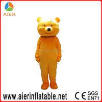 2015 masha and the bear mascot costumes