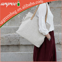 supermarket promotional shopping bags easy fold canvas bag for shopping