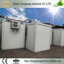 Storm-Proof Affordable Antiseismic Container House With Doors And Floor Pre-Setted Prefab Home