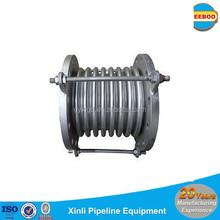 flangia di connessione soffietto in acciaio inox tubo compensatore