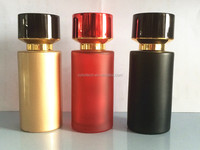 Kolortek black perfume bottle opaque bottle