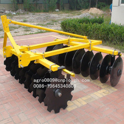 Disc harrow Agricultural Implements High Quality 3point Hitch Offset Disc Harrow