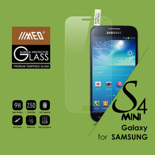 2015 Hot Selling 9H 2.5D 0.3mm Ultra Slim Premium Tempered Glass Screen Protector for Samsung Galaxy S4
