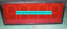 Factory direct high quality With battery running message text led display board
