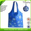 Various shape 210D foldable shopping bag