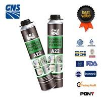 PU Foam spray insulation expanded polystyrene