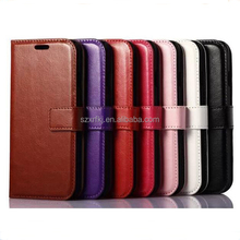 4.7 inch for iphone 6 credit card case TPU + PU leather Phone Case cover for i6 new design
