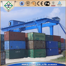 STS model quayside container gantry crane for high working frequency containers handling