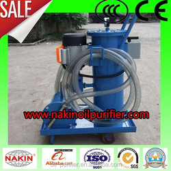 JL Portable Engine Oil Purifier--Small Qty Liquid Oil Filtration/Processing Set