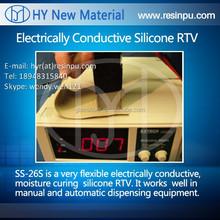 High temperature resistant silicone sealant RTV SS-26S