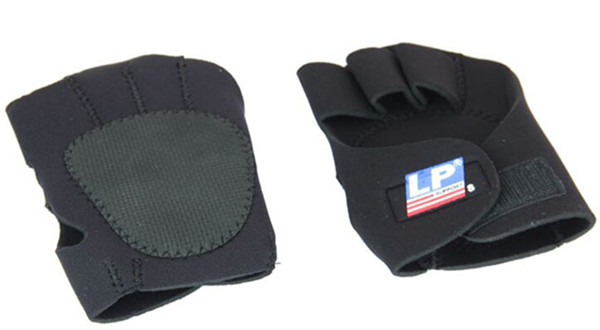 Lp750 boating esporte mitten luva de remo LP support