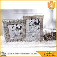 High Quality Luxuries Gift Silver Plate Photo Frame