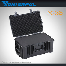 Wonderful Waterproof tool case# PC-5626 IP67
