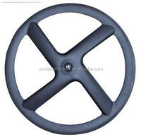 Top level new coming full carbon fixed gear spoke wheel